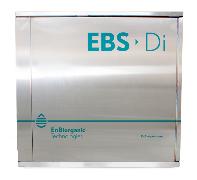 side view of EBS di